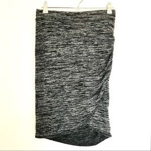 Wilfred Free 'Tyra' Faux Wrap Skirt